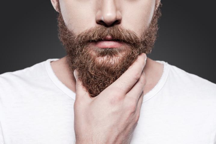 Planting Beard In Iran