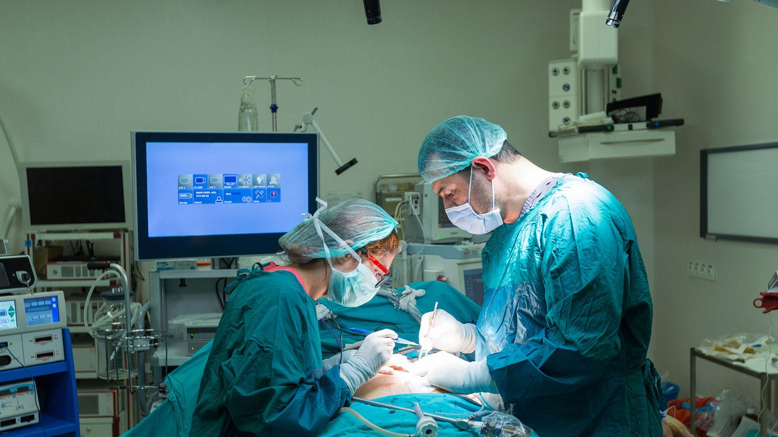 Laparoscopic Surgery In Iran