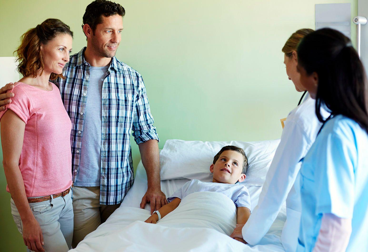 Pediatric Cardiac Surgery In Iran