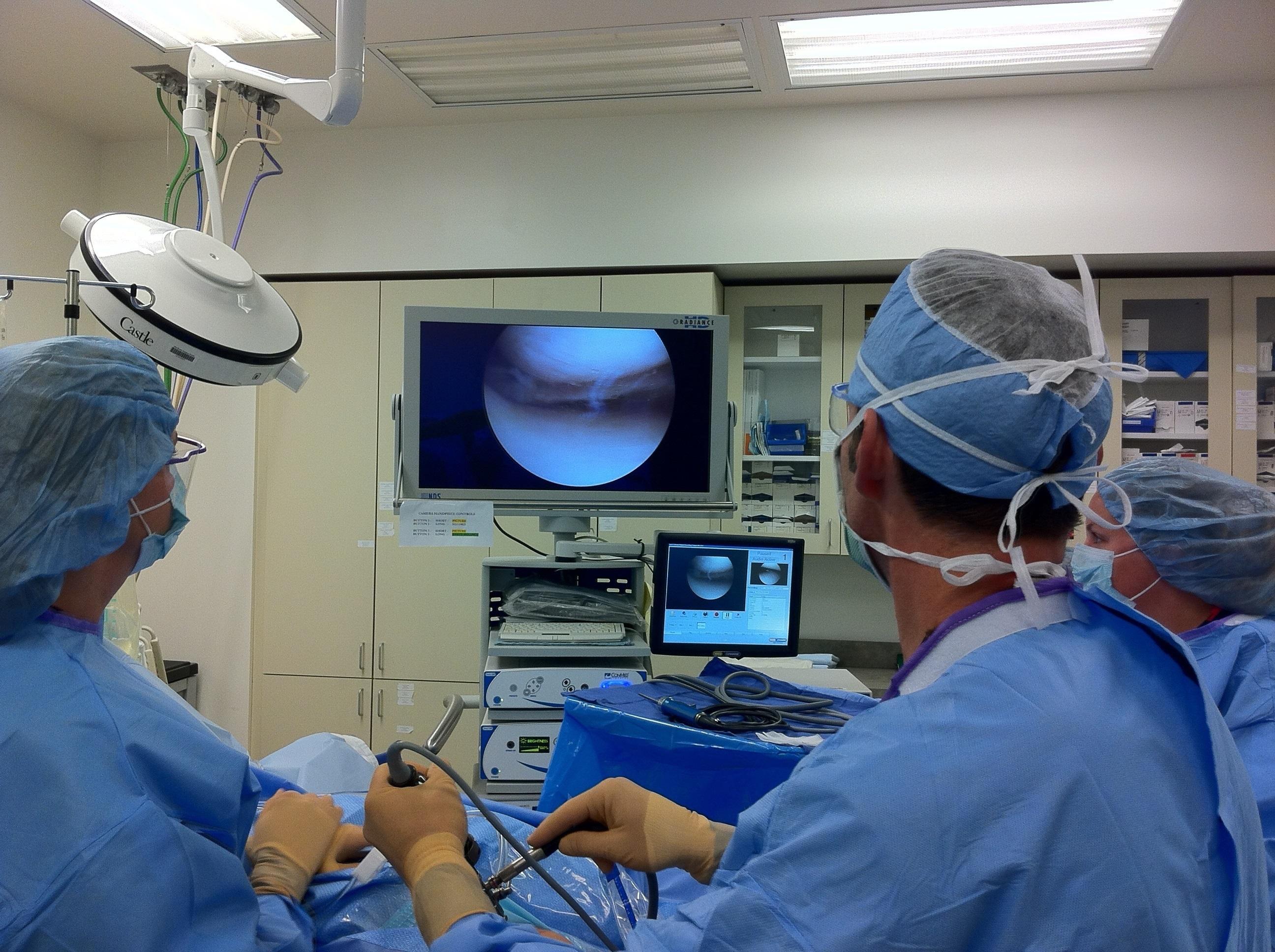 Arthroscopic Surgery In Iran