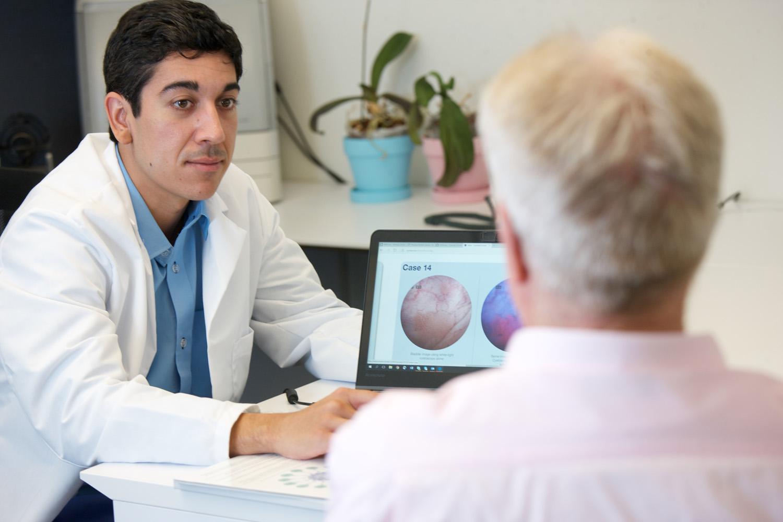 Cystoscopy In Iran