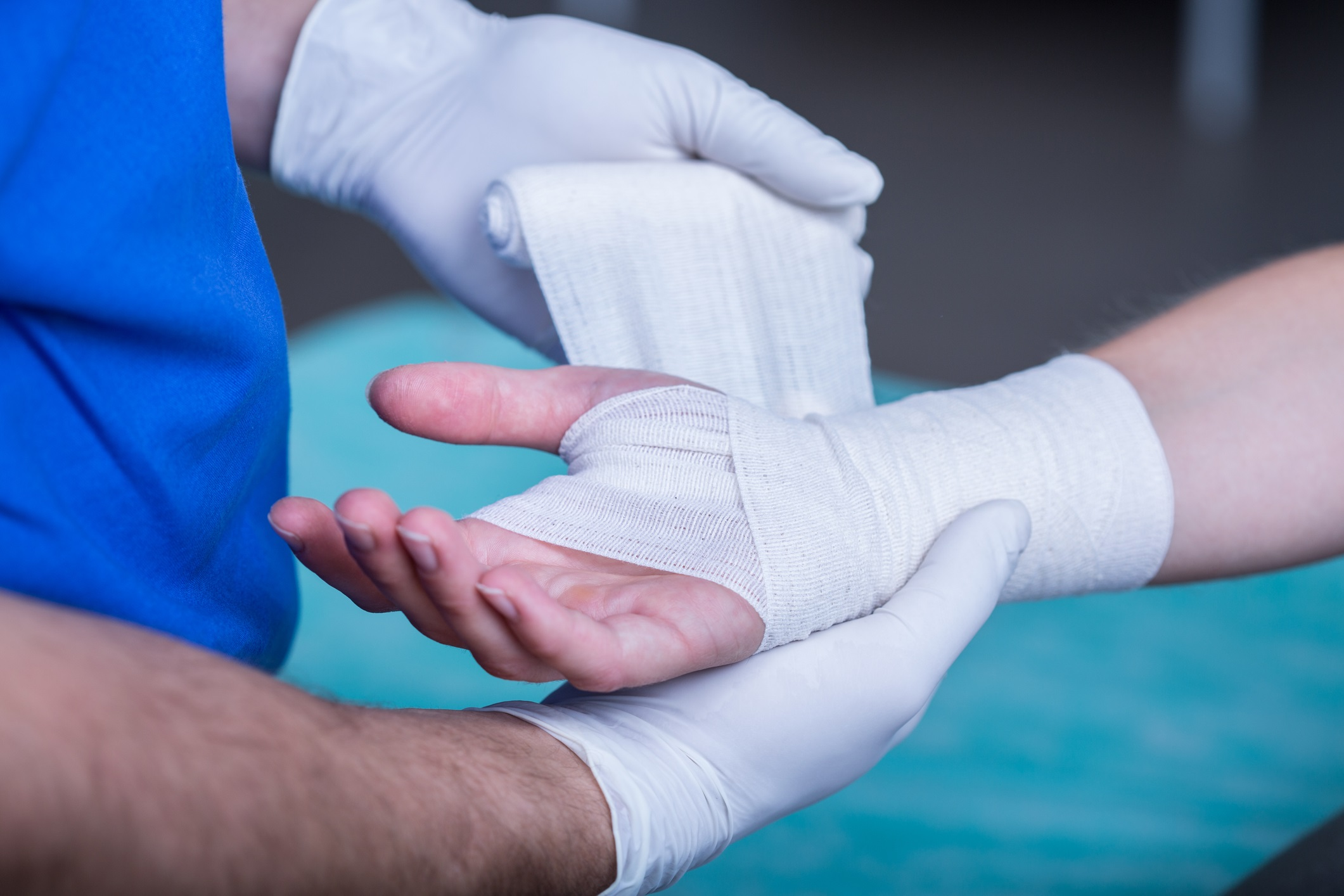 Hand And Wrist Surgery In Iran