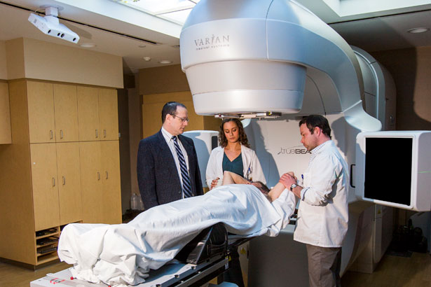 Stereotactic Radiosurgery And Radiotherapy In Iran